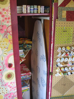 Converted Crafts Wardrobe - Quilting In The Rain