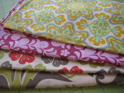 Quilt Tutorials and Fabric Creations - Quilting In The Rain - Fabric + Chocolate = Happiness