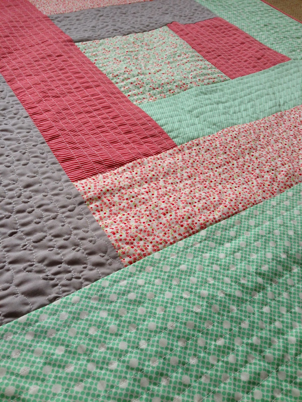Quilt As You Go Log Cabin Tutorial Quilting In The Rain
