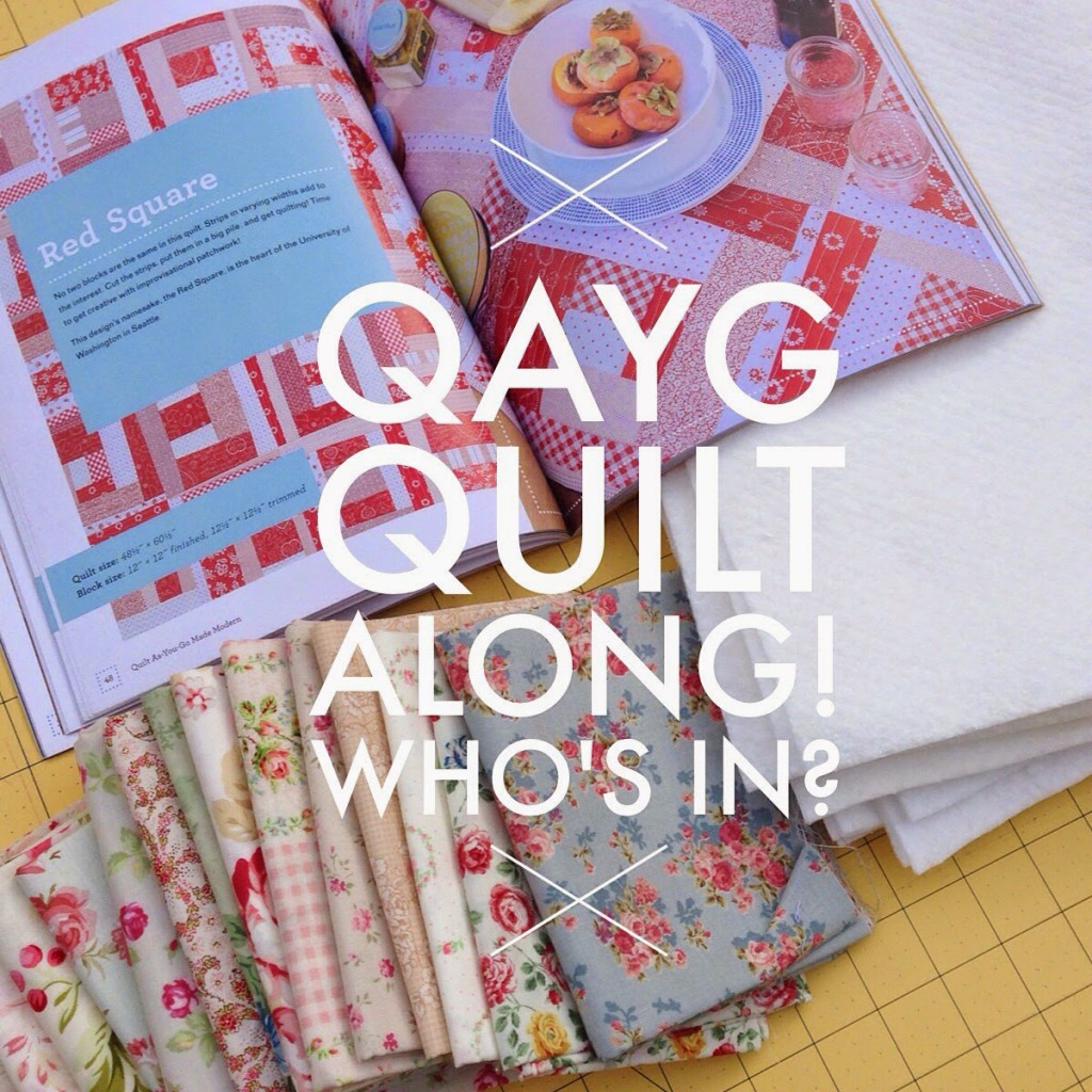 Quilt-As-You-Go Quilt Along! | Quilting in the Rain : quilt as you sew - Adamdwight.com