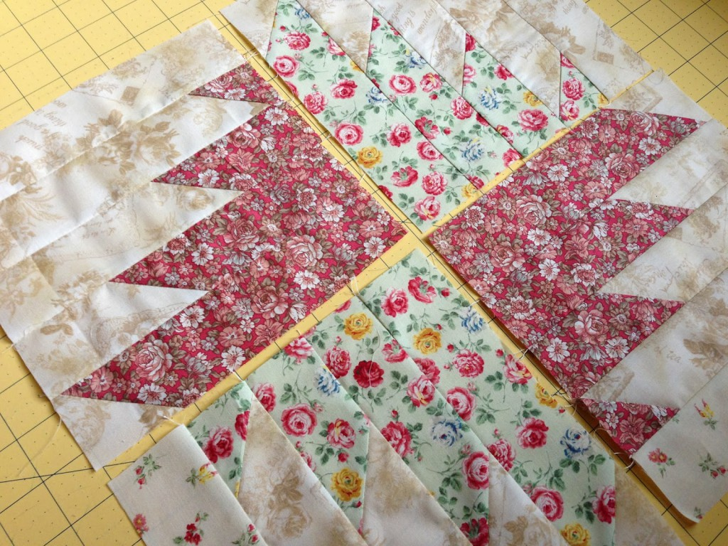Fabulously Fast Quilts finished with QAYG | Quilting in the Rain : fast quilt blocks - Adamdwight.com