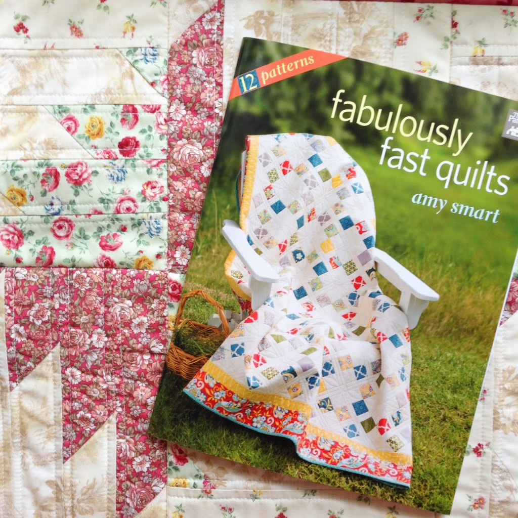Fabulously Finished: Fabulously Fast Quilts Finished With QAYG
