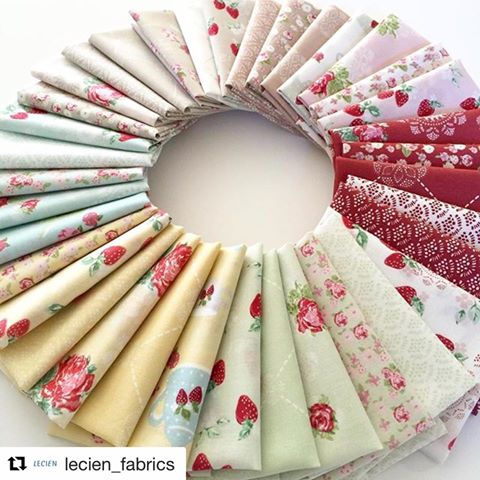 High Tea Collection by Jera Brandvig for Lecien Fabrics