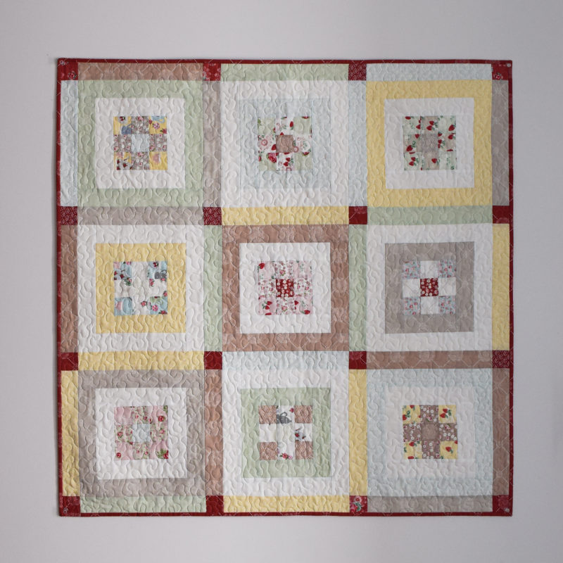 High Tea Quilt - Peta Peace