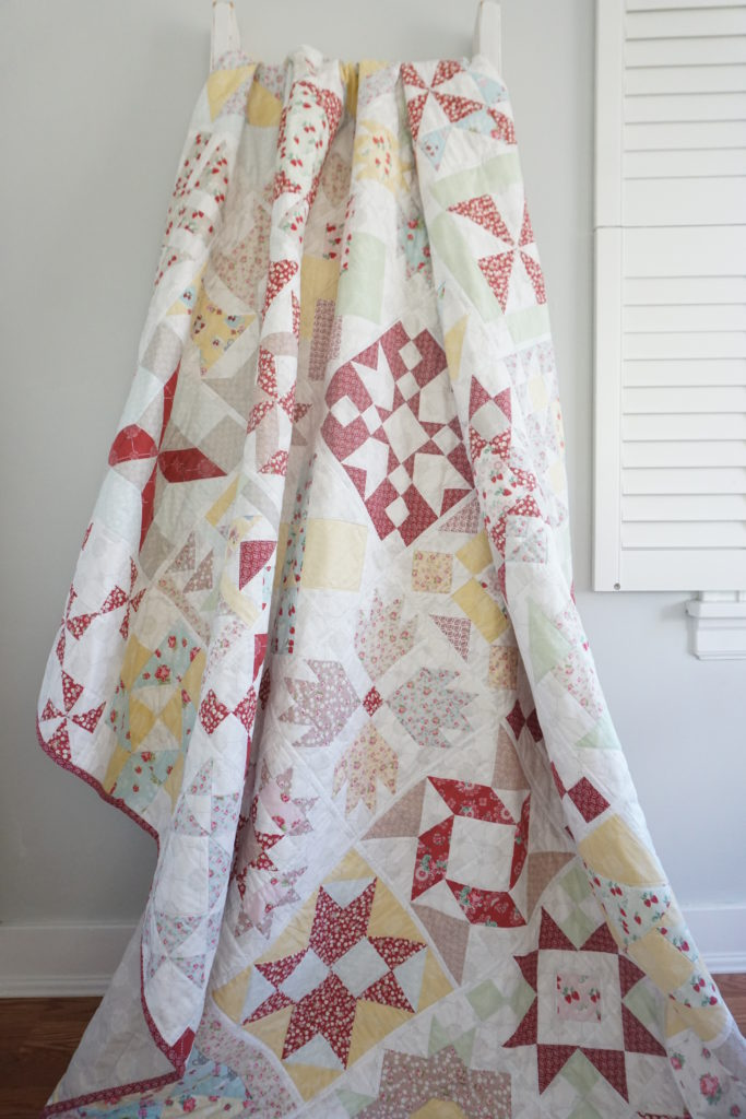 Meet My 2nd Book Quilt As You Go Made Vintage Quilting